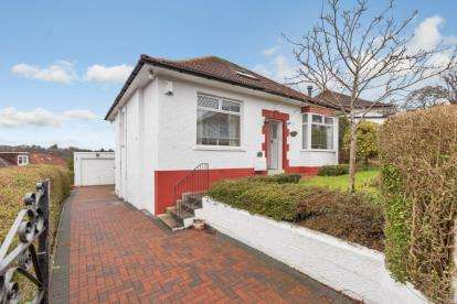 2 Bedrooms Bungalow for sale in Douglas Park Crescent, Bearsden