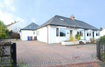 3 Bedrooms Semi Detached House for sale in Tandlehill Road, Kilbarchan