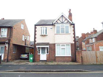 6 Bedrooms Detached House for sale in Highfield Road, Nottingham, Nottinghamshire