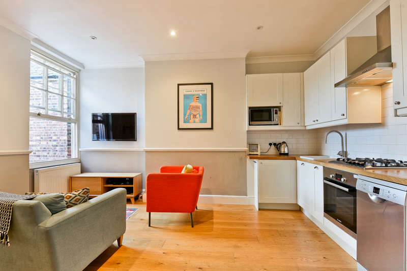 2 Bedrooms Flat for sale in Offord Road, N1 1NT