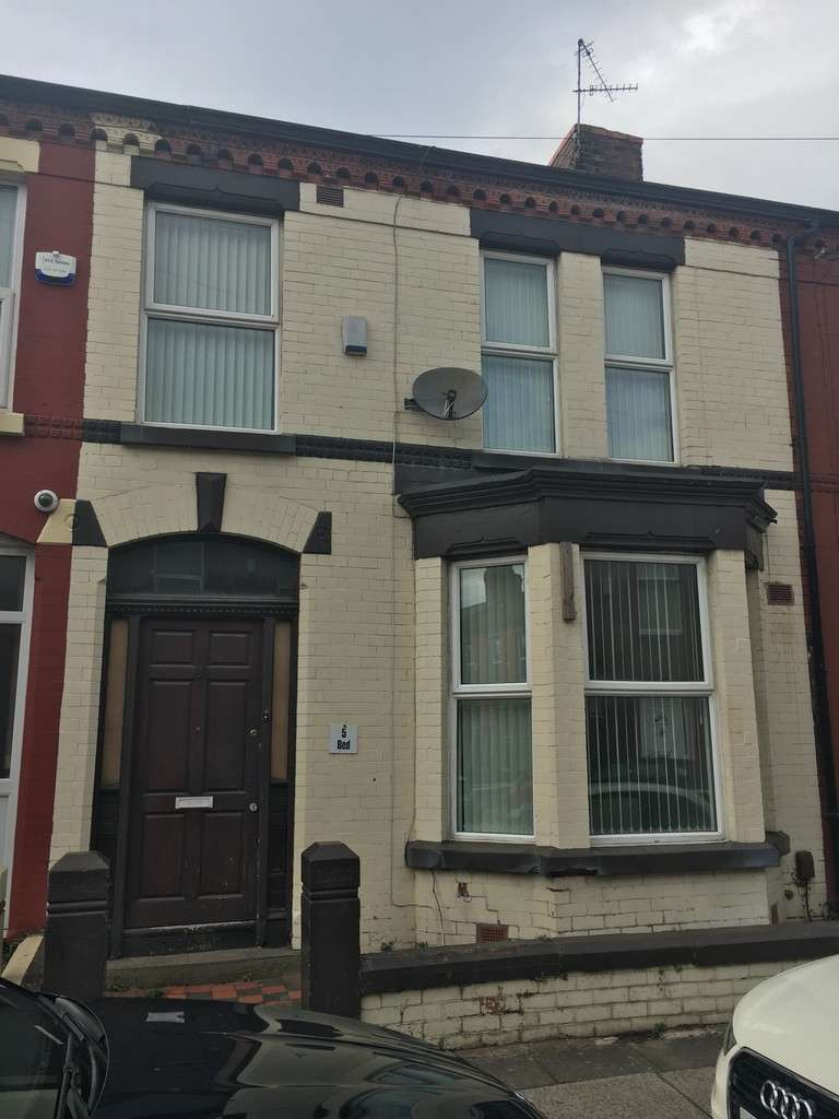 1 Bedroom Terraced House for rent in Barrington Road, Wavertree, Liverpool, L15