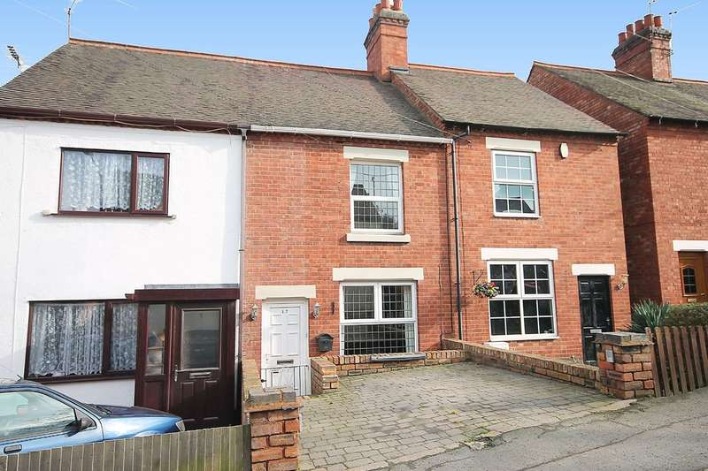 3 Bedrooms Terraced House for sale in Market Street, Polesworth, B78 1HN