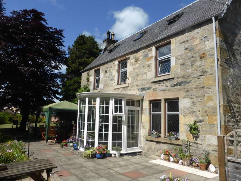 5 Bedrooms Unique Property for sale in Ashbank House, 14 Tomcroy Terrace, Pitlochry, PH15 5JA
