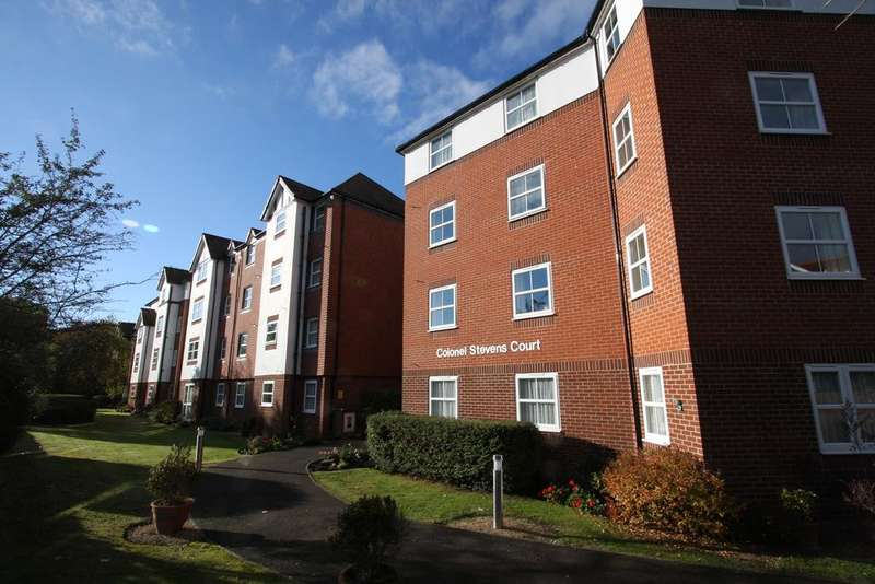 2 Bedrooms Apartment Flat for sale in Colonel Stevens Court, 10a Granville Road, Eastbourne BN20