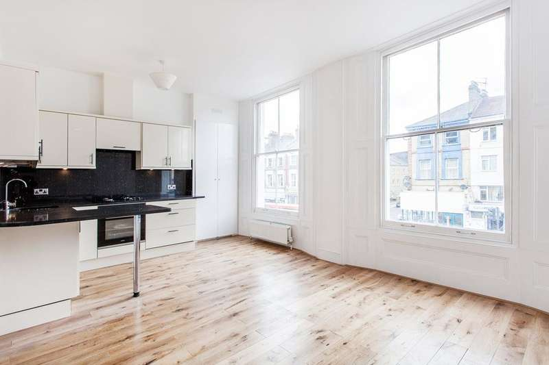 1 Bedroom Flat for sale in Seven Sisters Road, London N4