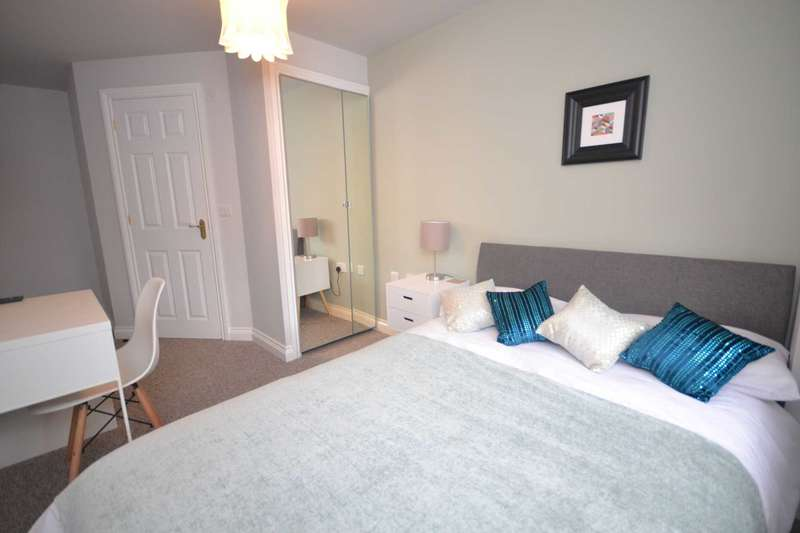 1 Bedroom House Share for rent in Mimosa Drive, Reading