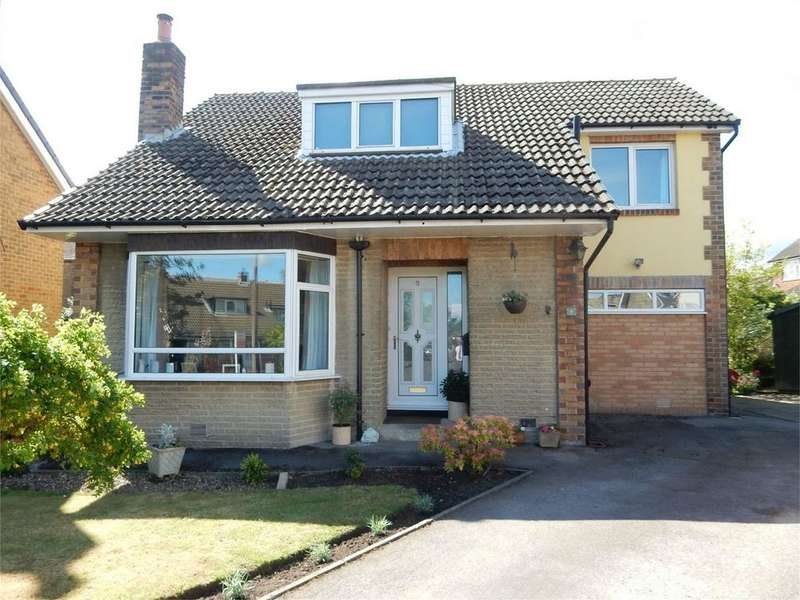 4 Bedrooms Detached House for sale in Far View Crescent, Almondbury, HUDDERSFIELD, West Yorkshire