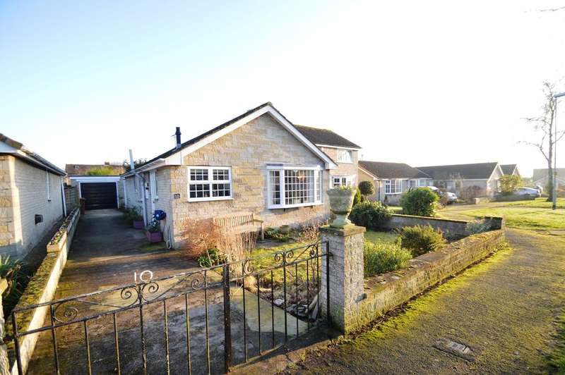 3 Bedrooms Detached Bungalow for sale in Littledale, Pickering YO18