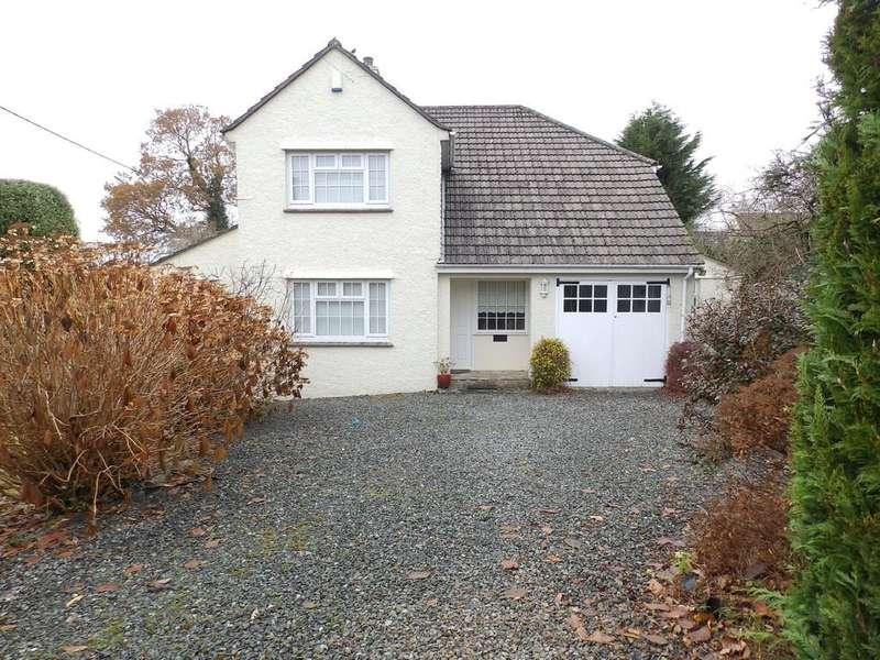 4 Bedrooms Detached House for sale in Deer Park Lane, Tavistock