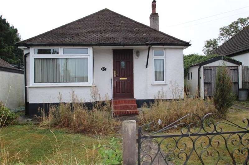 2 Bedrooms Detached Bungalow for sale in Spinney Way, Cudham, SEVENOAKS, Kent