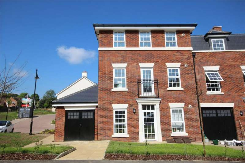 2 Bedrooms Flat for sale in Duck Riddy, Ampthill, Bedfordshire