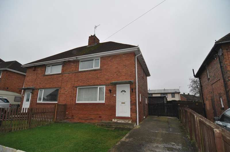 3 Bedrooms Semi Detached House for sale in Tees Crescent, Spennymoor DL16