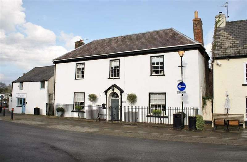 6 Bedrooms Detached House for sale in The Square, Monmouthshire, Wales