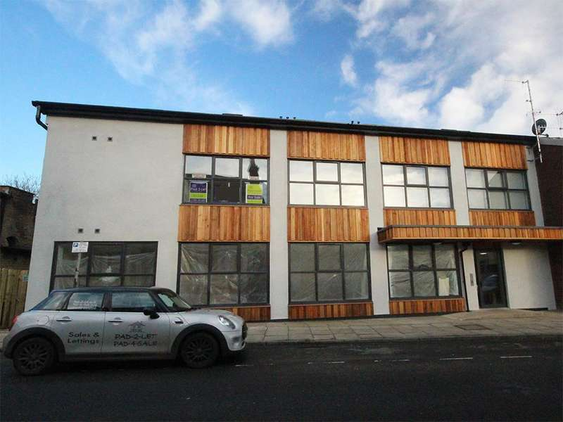 1 Bedroom Apartment Flat for sale in Flats 1-27, 77-81 Bank Parade, Burnley