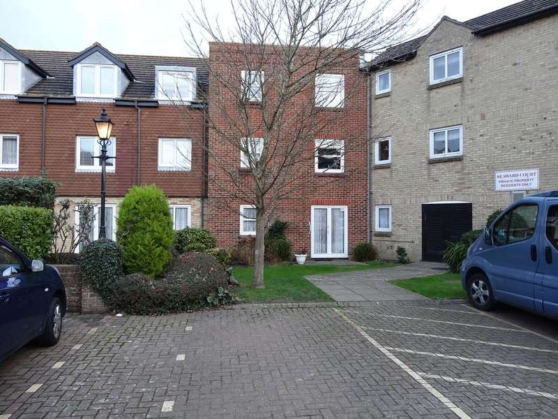 1 Bedroom Retirement Property for sale in Seaward Court, West Street, Bognor Regis PO21