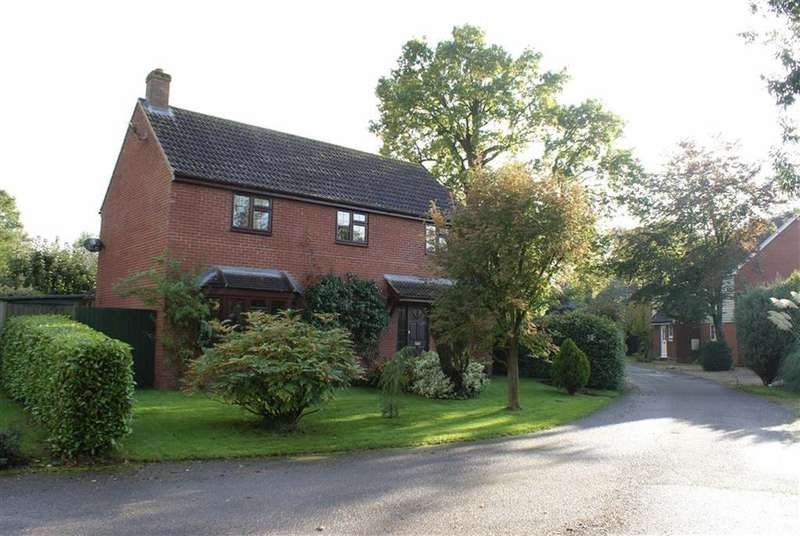 4 Bedrooms Detached House for sale in Old Rectory Gardens, Occold, Suffolk