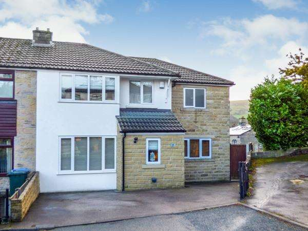 4 Bedrooms Semi Detached House for sale in 4 Mayfield Close, Glusburn BD20 8PX