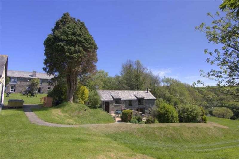 20 Bedrooms Detached House for sale in Lanlawren Farm, Trenewan, Looe, Cornwall, PL13