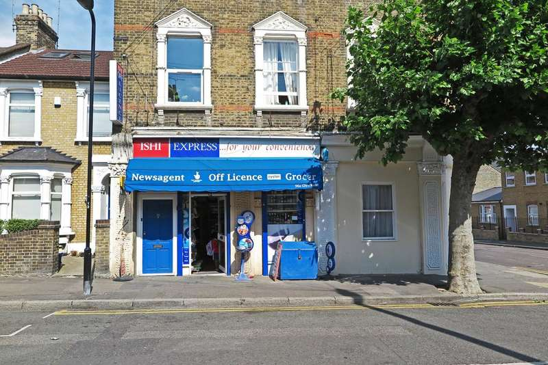 3 Bedrooms Duplex Flat for sale in Glyn Road, Hackney E5