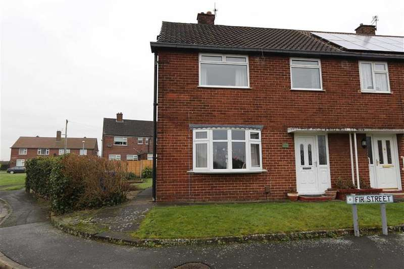 3 Bedrooms End Of Terrace House for sale in 210, Fir Street, Cadishead