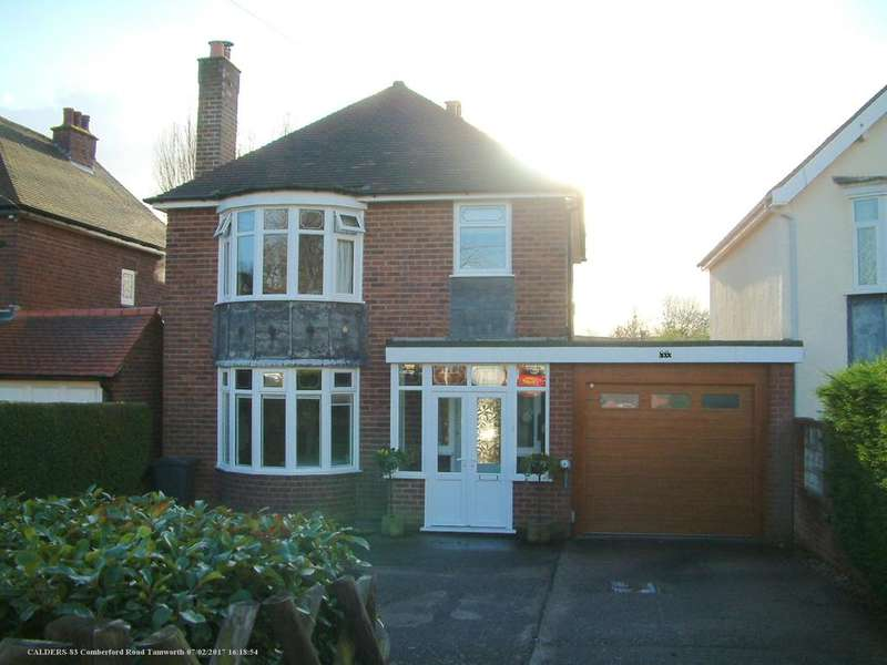 3 Bedrooms Detached House for sale in Comberford Road, Tamworth B79 8PE