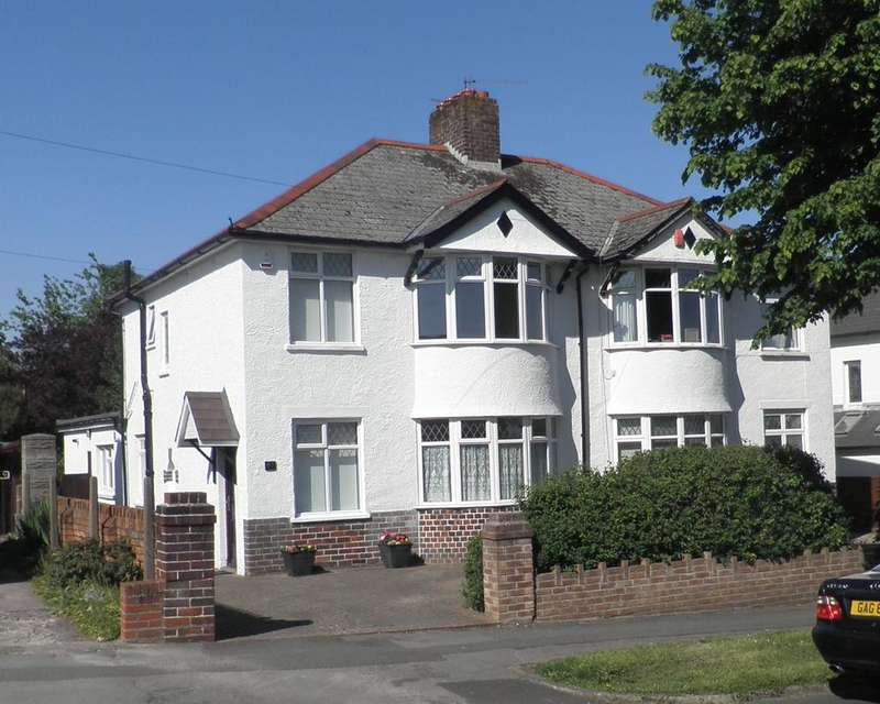 3 Bedrooms Semi Detached House for sale in Wordsworth Avenue, Penarth, Vale of Glamorgan CF64