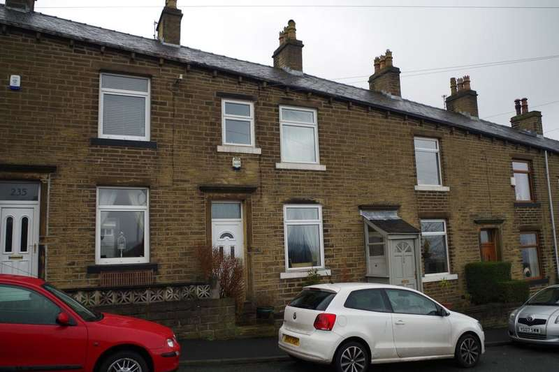 3 Bedrooms Terraced House for sale in Bairstow Lane, Sowerby Bridge, Halifax HX6