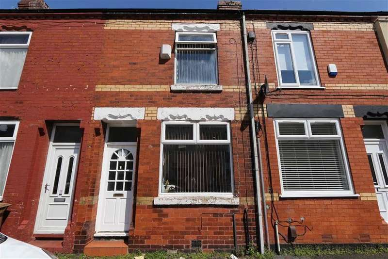2 Bedrooms Terraced House for sale in 52, Caroline Street, Irlam