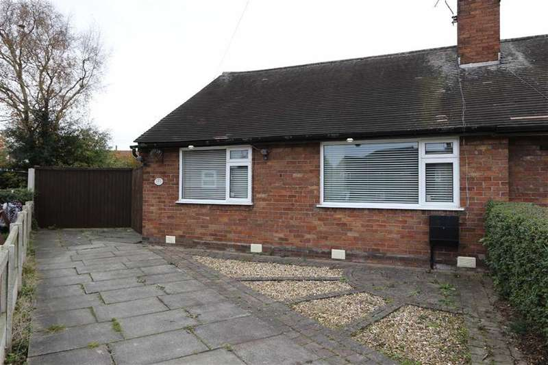 1 Bedroom Terraced Bungalow for sale in 7, Sycamore Crescent, Hollins Green