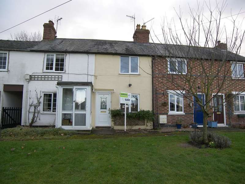 2 Bedrooms Terraced House for sale in The Green, Honeybourne