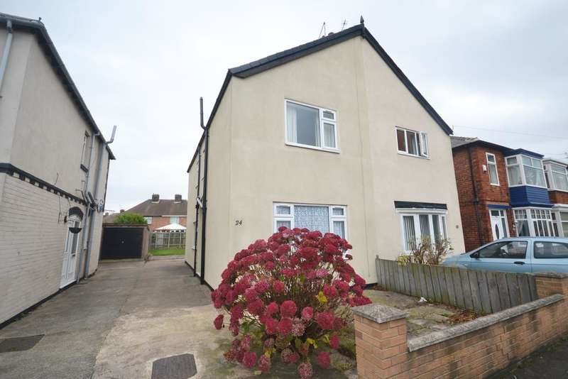 3 Bedrooms Semi Detached House for sale in Brooksbank Avenue, Redcar TS10