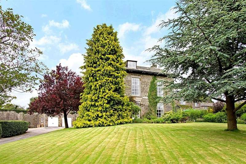 5 Bedrooms Unique Property for sale in Norwood House Cottage, High Casterton, Carnforth, Lancashire