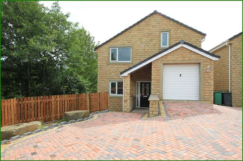 4 Bedrooms Detached House for sale in Cavendish Street, Barnoldswick BB18