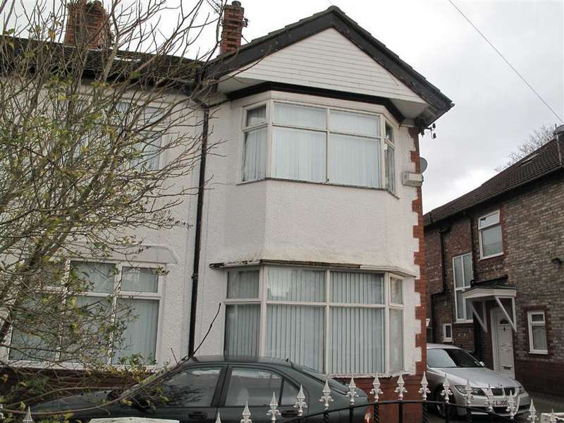 6 Bedrooms Semi Detached House for sale in Woodlands Road, Manchester