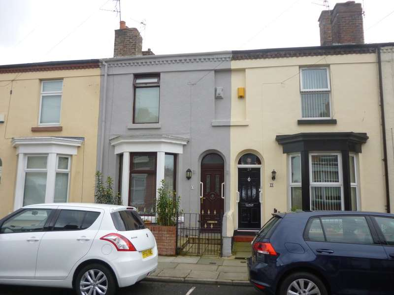 2 Bedrooms Terraced House for sale in Sutton Street, Liverpool L13