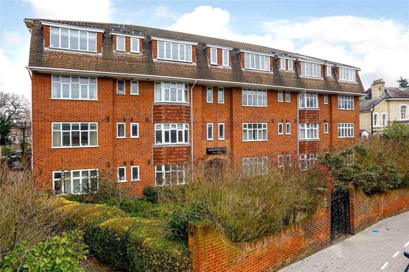 Flat for sale in Marlborough, Inner Park Road, London, SW19