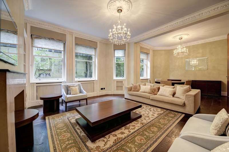 3 Bedrooms Apartment Flat for sale in Campden Hill Road W8