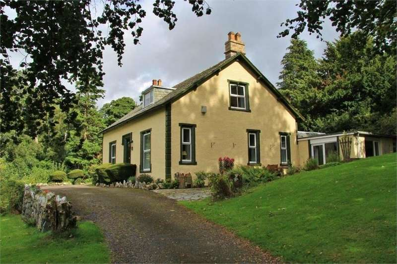 4 Bedrooms Detached House for sale in Birks Hill and Birks Loft, Bassenthwaite, Keswick, Cumbria