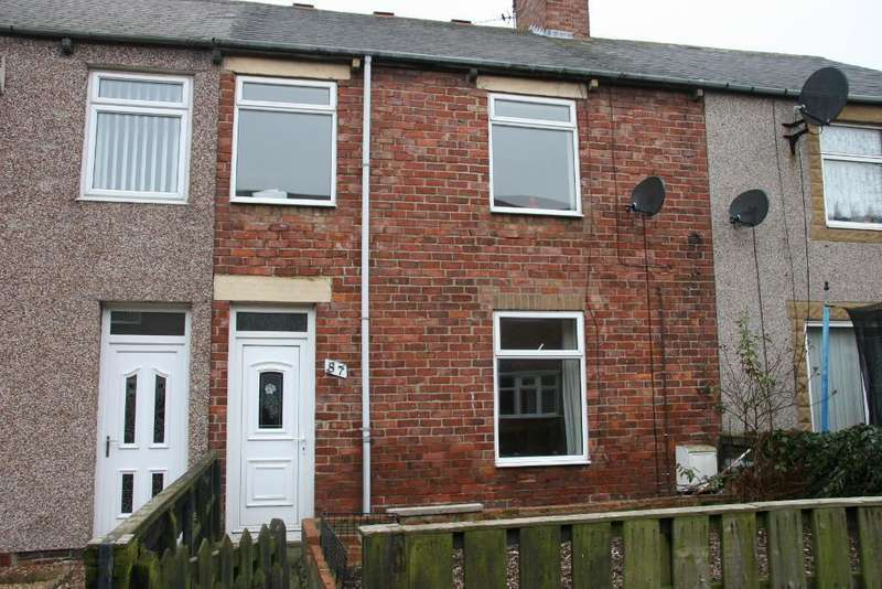 3 Bedrooms Terraced House for sale in Poplar Street, Ashington, Northumberland, NE63 0AT