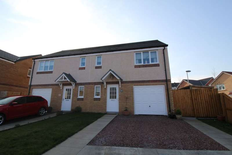 3 Bedrooms Semi Detached House for sale in Sportsfield Road, Hamilton, ML3