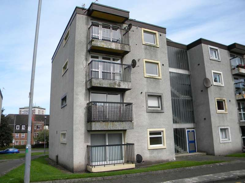 1 Bedroom Ground Flat for sale in Ayr KA7