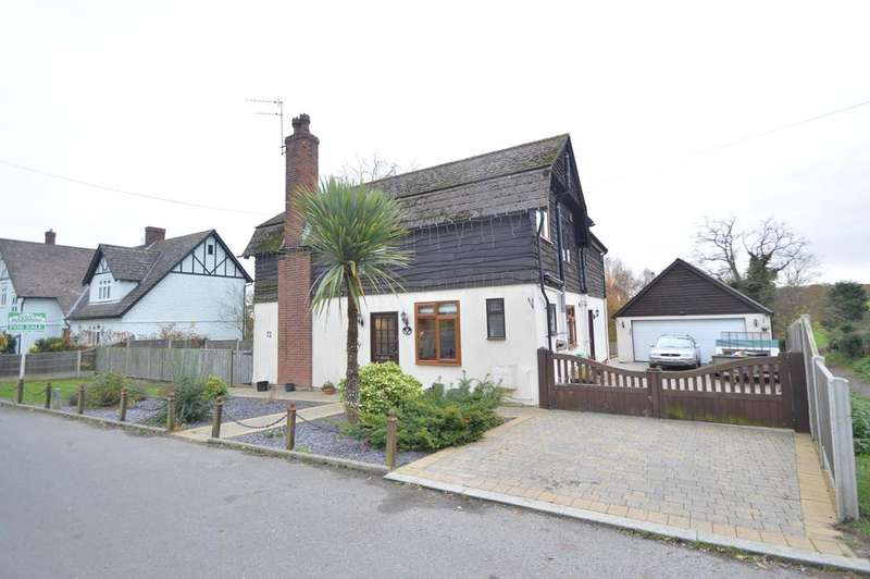 5 Bedrooms Detached House for sale in 18 Park Lane, Earls Colne, Colchester CO6