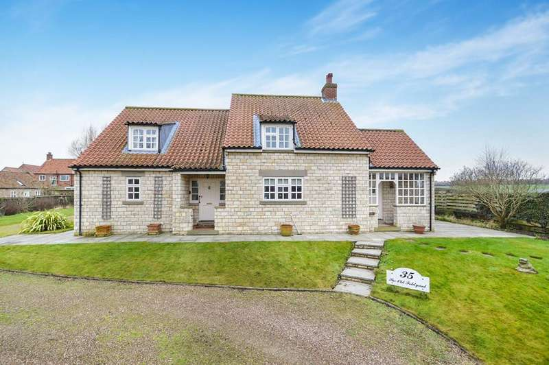 4 Bedrooms Detached House for sale in Westgate, Old Malton, Malton YO17
