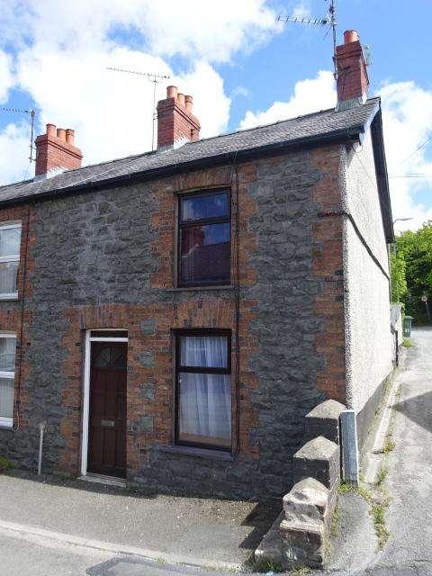 2 Bedrooms End Of Terrace House for sale in TAN Y GRAIG, BANGOR LL57
