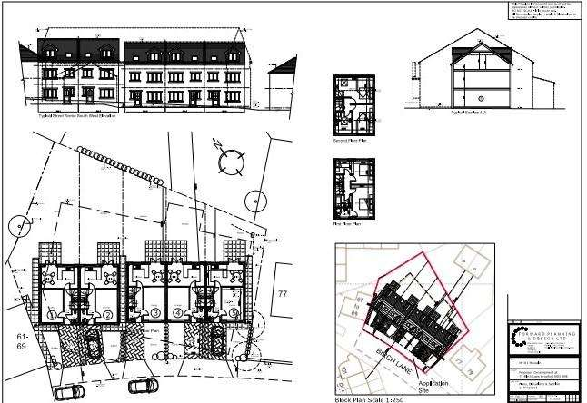 Land Commercial for sale in Birch Lane BD5