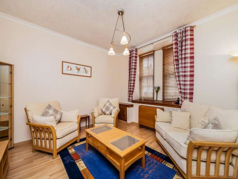 2 Bedrooms Flat for sale in Main Street, Cambusbarron, Stirling, FK7