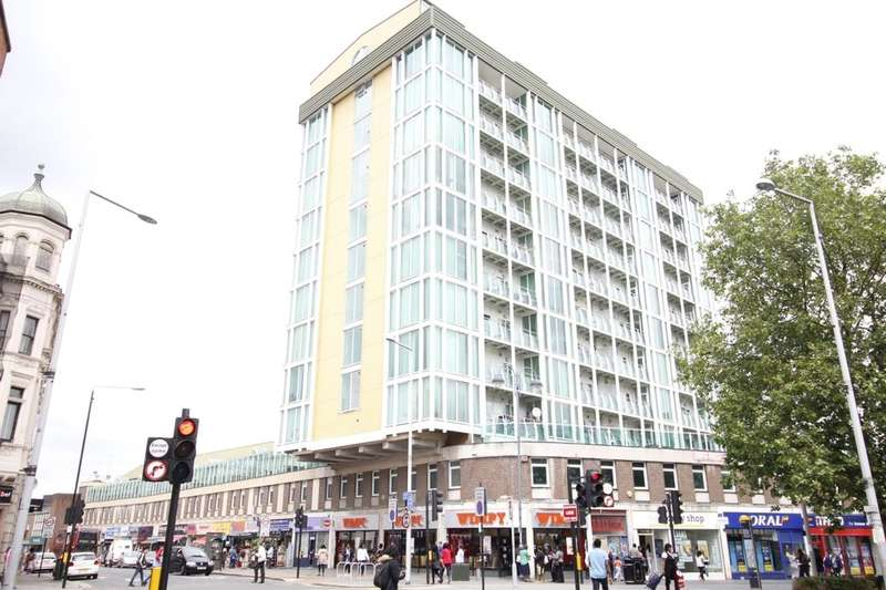 2 Bedrooms Flat for sale in Maritime House Greens End, London, SE18