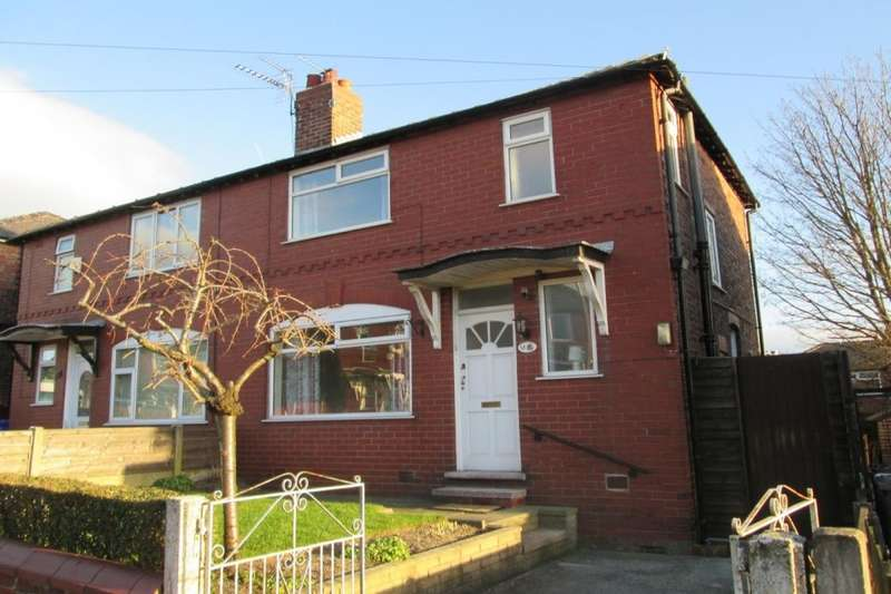 3 Bedrooms Semi Detached House for sale in St. Austells Drive, Pendlebury,Swinton, Manchester, M27