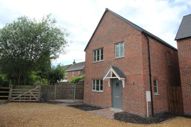 3 Bedrooms Detached House for sale in Main Street, Rosliston, Swadlincote, DE12