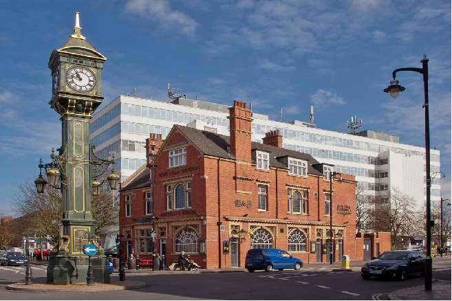 2 Bedrooms Apartment Flat for sale in Jewellery Quarter, Birmingham B1